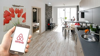 Airbnb App And Home