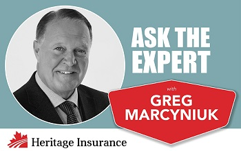 Ask The Expert Greg Marcyniuk