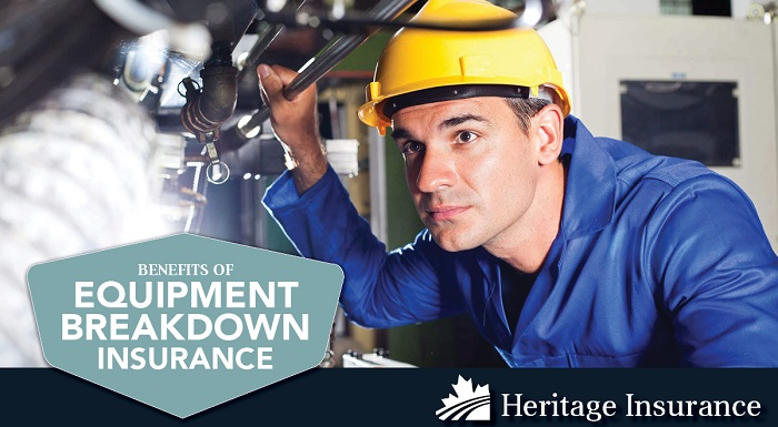 Benefits of Equipment Breakdown Insurance