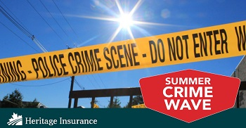 Beware Of Summer Crime Waves