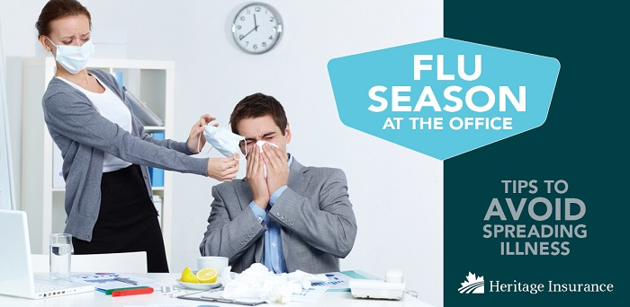 Flu Season At The Office