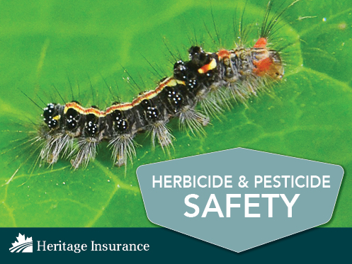 Herbicide And Pesticide Safety