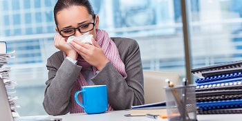 Preventing Office Germs