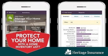 Protect Your Home With A Home Inventory List