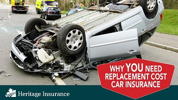 Why You Need Replacement Cost Car Insurance