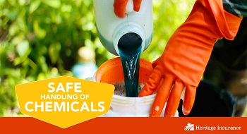Safe Handling Of Chemicals