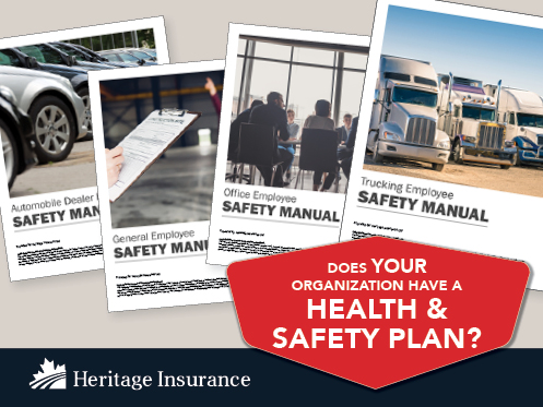 Developing A Health & Safety Plan For Your Organization