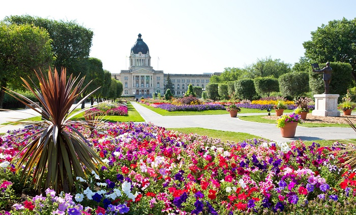 Capital of Saskatchewan